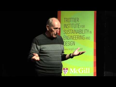 """Energy Revolution? More like a Crawl"" - Dr. Vaclav Smil"