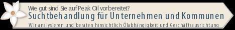 Suchtberatung für Unternehmen und Kommunen